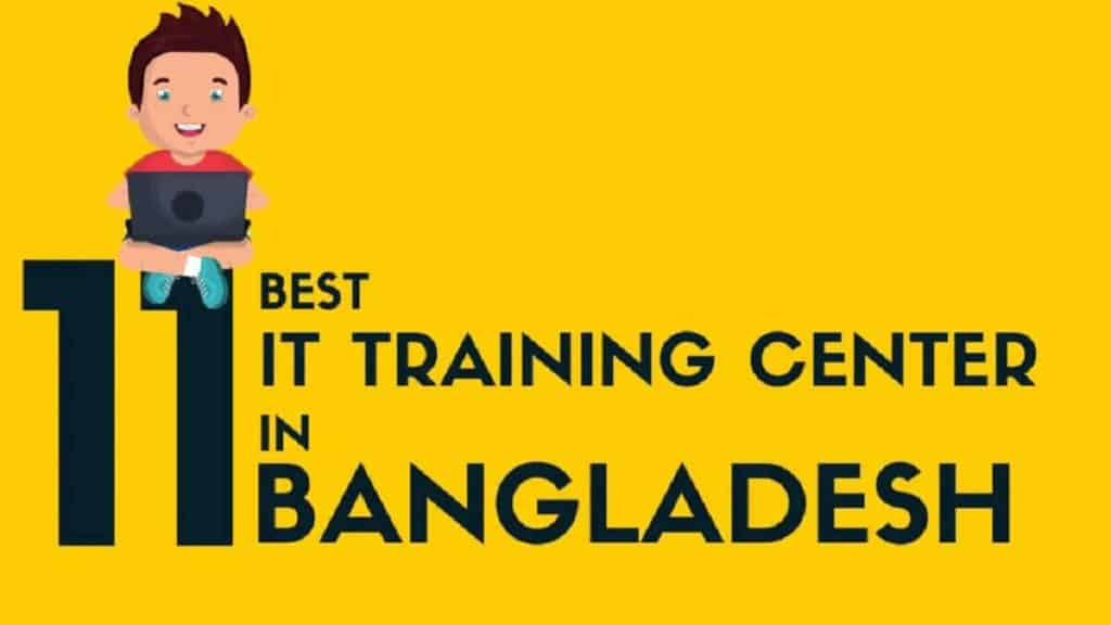 IT Training Center in Bangladesh