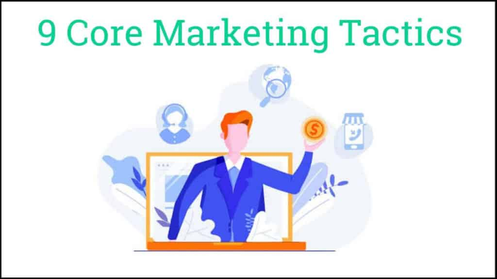 marketing tactics