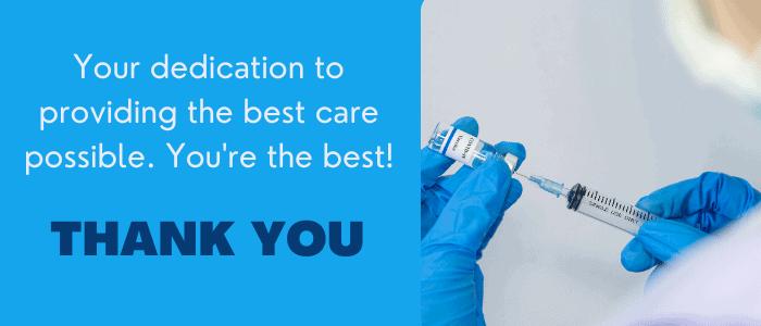 thank you coronavirus helpers notes